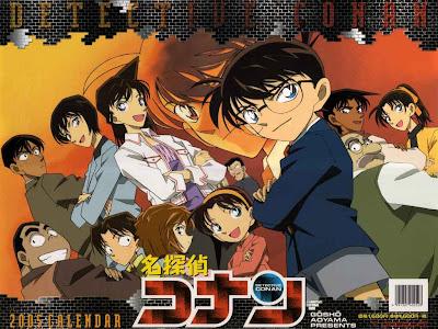 Manga (komik Jepun) Detective+conan+000