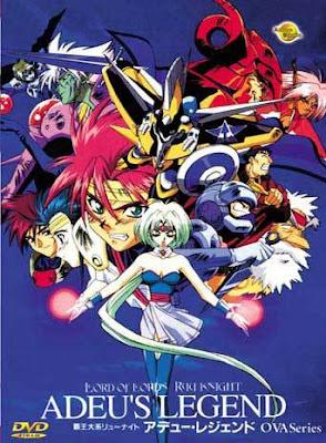 Haou Daikei Ryu Knight TV (Adeus Legend) affiche