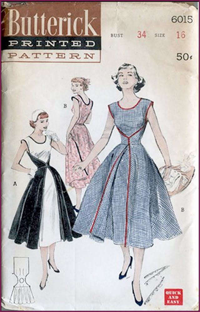 NewVintageLady: Patterns I\'m sick of seeing: Special Edition