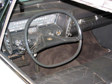 Square Steering Wheel