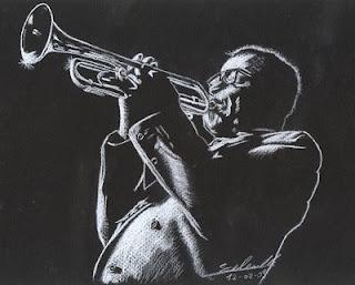 Dizzy Gillepsie, jazz man