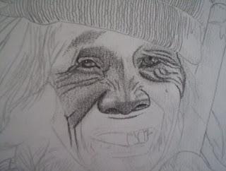 Thechnique du portrait, thechnique d'ombre 13