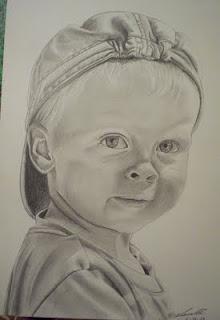 portrait d'enfant, Arthur, le petit frère d'Antoine