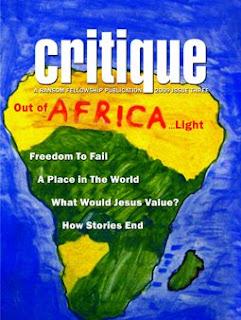 Critique 3 2009