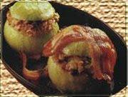 Кольраби, фаршированная мясом