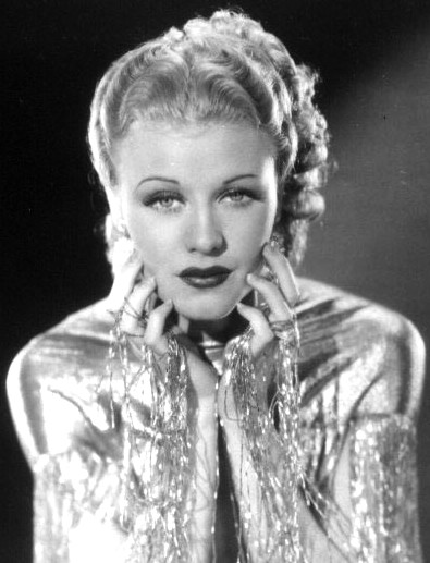 Love Those Classic Movies In Pictures Ginger Rogers