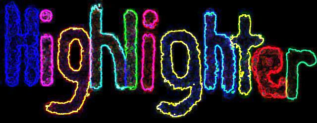 Highlighter - A Music Afficionados Playground