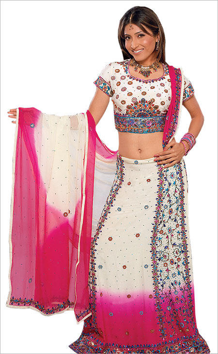High Paying Keyword Party Wear Ghagra Choli Pictures