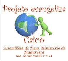 PROJETO EVANGELIZA CAICÓ