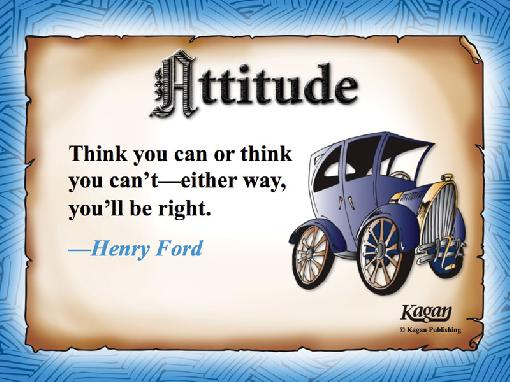 Some Life quotes on Attitude: Attitude Quote 1: