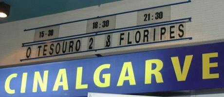 O Tesouro 2 vs. Floripes no Cinalgarve