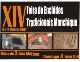 XIV Feira de Enchidos Tradicionais Monchique