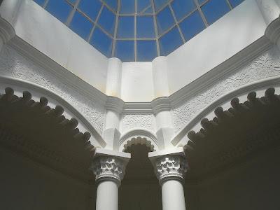 Interior do chalé