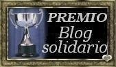 Prémio Blog Solidário