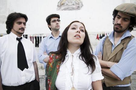 Pedro da Silva Martins, Zé Pedro Leitão, Ana Bacalhau e Luís José Martins