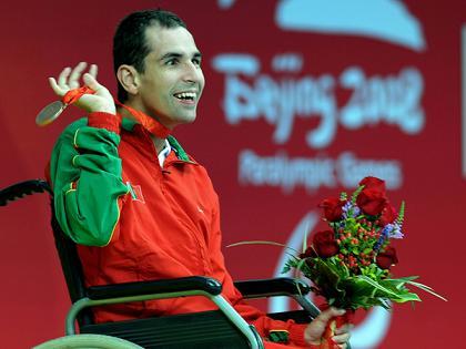 João Martins - medalha de bronze 50 m costas - Foto: Estela Silva/Lusa