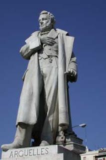 Monument a Agustín Argüelles
