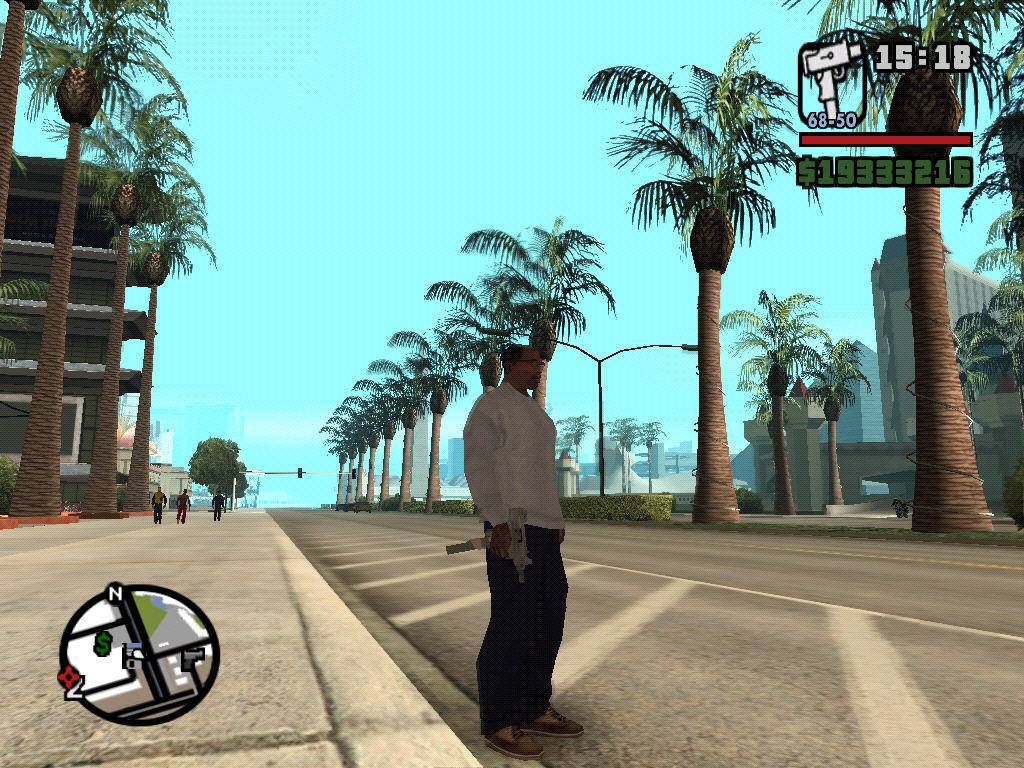 Goodbye old friend gta san andreas rules