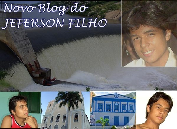 Novo blog do JEFERSON FILHO