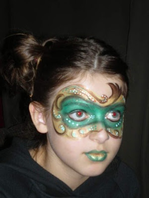 Face Painting Butterfly