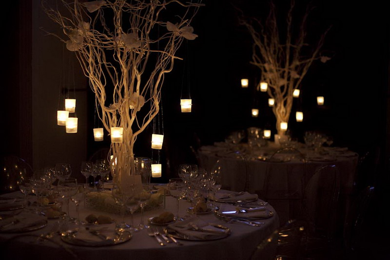 Candles For Wedding