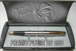 PREMIO PLUMA DE ORO