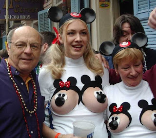 Disneyland public sex