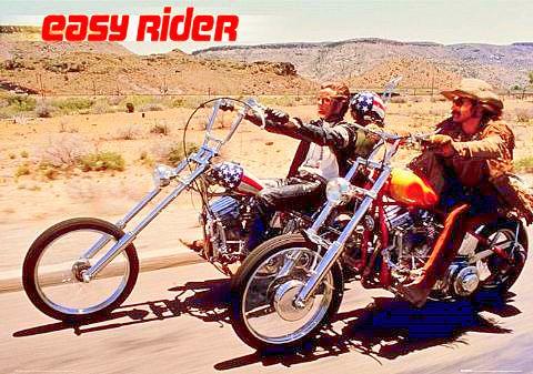 R.I.P Peter Fonda  Easy-rider