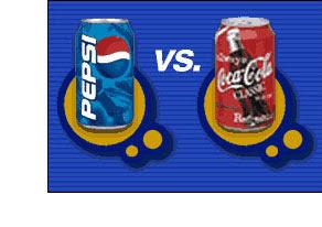 financials on coke vs pepsi