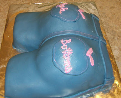Jeans Cake
