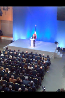 Nicolas Sarkozy en Corse