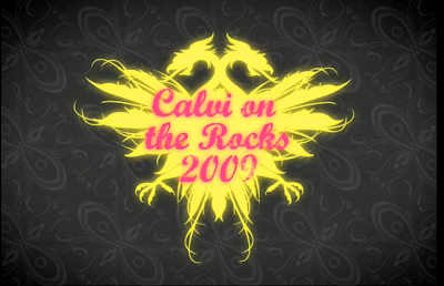 calvi on the rocks