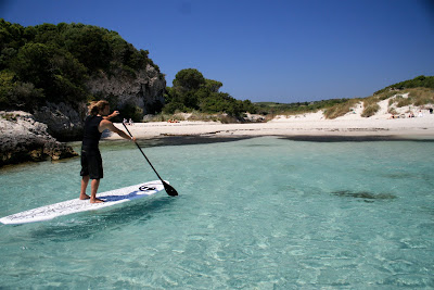 stand up paddle corse