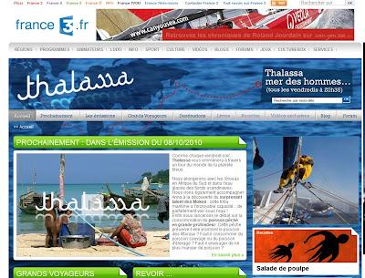 le site de thalassa