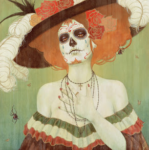 Sylvia Ji...La Catrina