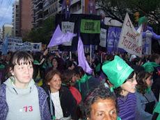 Marcha por las calles de Cordoba