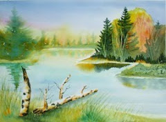 """Tea Lake- Algonquin Park"""