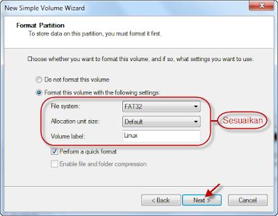 Cara Membuat Partisi Hardisk Di Windows 7 Share The