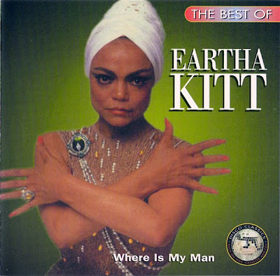 EARTHA KITT - (1995) WHERE IS MY MAN THE BEST OF EARTHA KITT