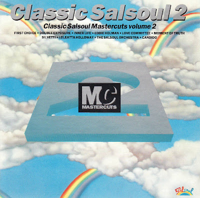 Cover Album of VA - (1993) MC CLASSIC SALSOUL MASTERCUTS (VOL.2)