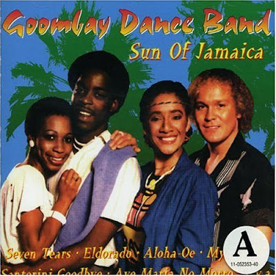 Cover Album of GOOMBAY DANCE BAND – (1988) SUN OF JAMAICA