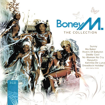 BONEY M - (2008) THE COLLECTION