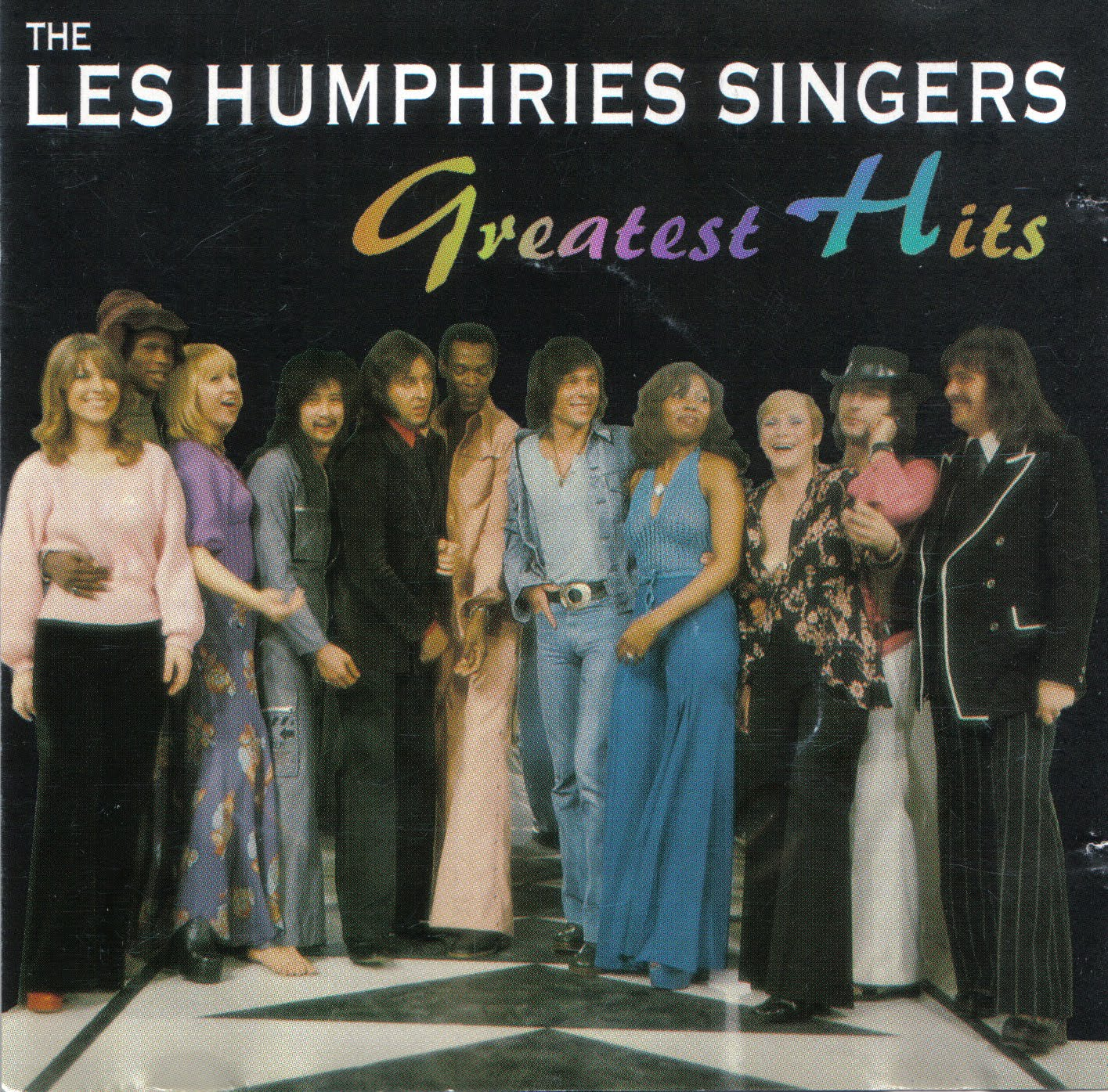 Les Humphries Singers Les Humphries Singers The Mega-Remix '89