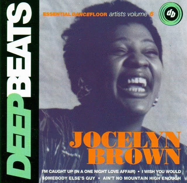 Jocelyn Brown - Essential Dancefloor Artists Volume 6