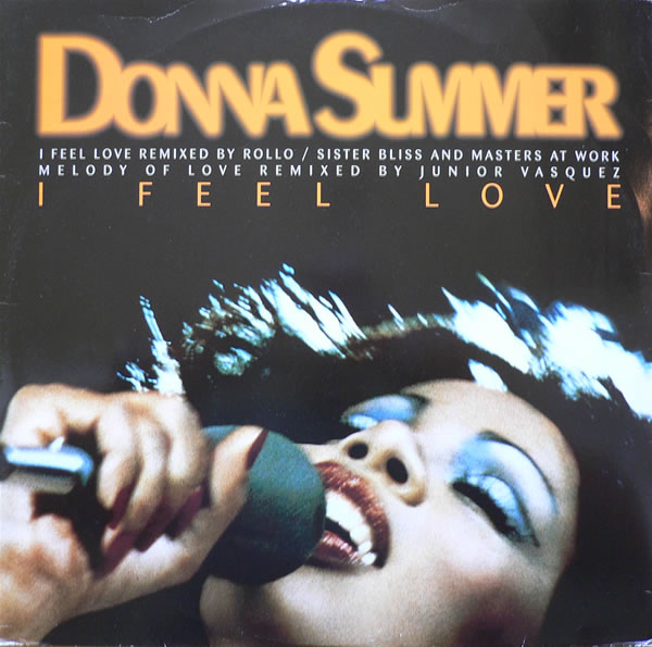 Donna summer 1995 i feel love