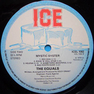 The Equals Mystic Syster
