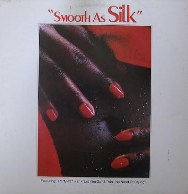 SILK - (1977) SMOOTH AS SILK