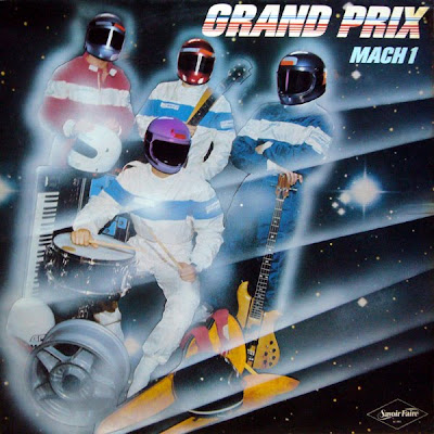 Cover Album of GRAND PRIX - (1983) MACH1