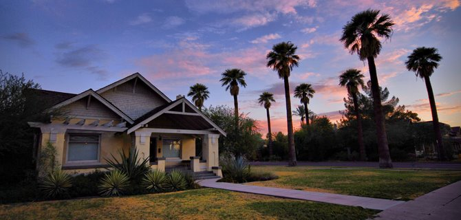 "Phoenix Historical District ""My dream home"""