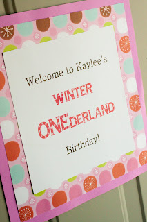 004_Kaylee First Birthday Party Planner
